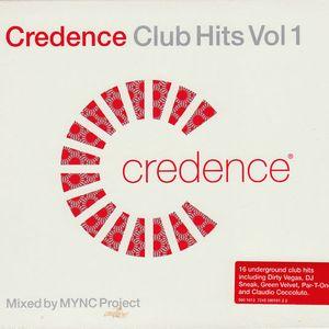 MYNC Project - Credence Club Hits Vol. 01 [2003]