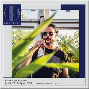 Nico van Meurs - April 22nd 2017
