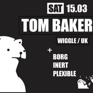 Tom Baker Live @ Incognito (Mutex Event) March 2014, Varna, Bulgaria Pt2