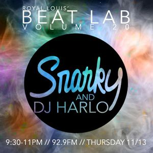 DJ Harlo - Beat Lab Radio Vol 20 - Exclusive Mix