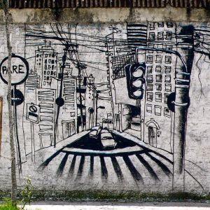 A Wall in São Paulo