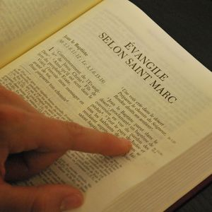 2018 - 02 - 15 Une initiation à l'Écriture Sainte : La lumière de la Parole (2ème année)
