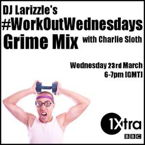 BBC Radio 1Xtra #WorkoutWednesdays Mix March 2016 [Aired 23/03/16]