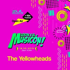 [TYH] The YellowHeads - Promo Mix Locos X El Musicon ZUL (18-05-2019)