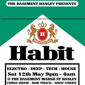 Habit promo 2012 (Nick Keeling)