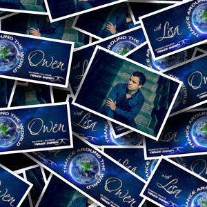 Trance Around The World With Lisa Owen Ep 064       Andres Sanchez 2 hr set