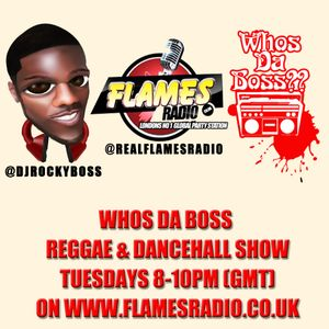 Who's Da Boss Reggae & Dancehall Show 06/10/15
