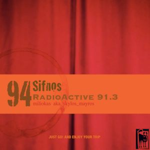 Miliokas on RadioActive 91,3 - 94