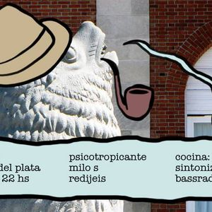 LOW PROFILE #83 PSICOTROPICANTE / REDIJEIS / MILO S