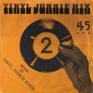 Sami T & Cojie of Mighty Crown - Vinyl Junkie Mix