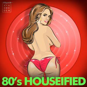 80's Hits House & NuDisco Remixed LIVE Radio Show
