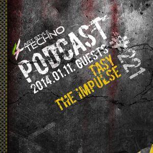 Art Style: Techno | Podcast #221 [Part 2] : The Impulse