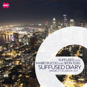 FRISKY | Suffused Diary 072 - Mario Puccio