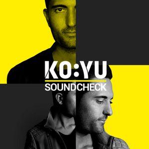 KO:YU (Deniz Koyu) - Soundcheck 094