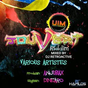 DJ RetroActive - Jouvert Riddim Mix [UIM Records] February 2012