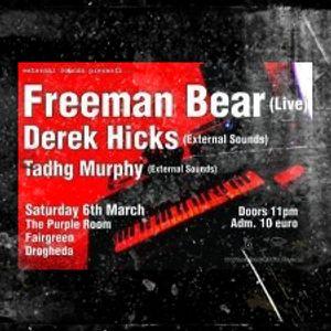 Freeman Bear (Live) at External Sounds March 2010