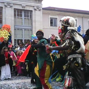 La matinale // Association Diwanbi / Cheikh Diop