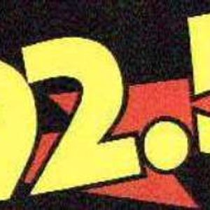 The Power Station 92-5 San Diego (XHRM 92.5 FM) - April 1990 (1)