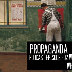 PROPAGANDA #01 w/ DEEP END - WHITE CUBE SPACE
