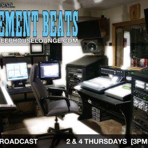 Dj Dennis - Basement Beats 9-13-2012 - www.DeepHouseLounge.com