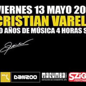 Cristian Varela - 20 Aniversario Danzoo (Macumba)