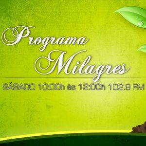 Programa Milagres 7 de Julho de 2012