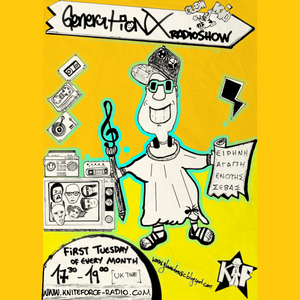 GL0WKiD pres. Generation X [RadioShow] @ Kniteforce Radio (3rd November 2020)