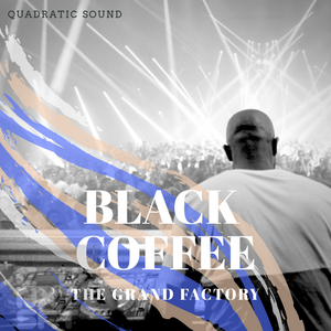 Black Coffee Live at The Grand Factory, Lebanon  [24th February 2018]