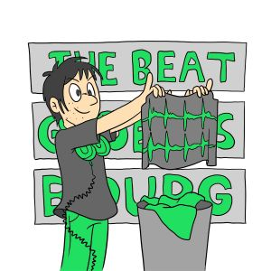 The Beat Goes Bourg Show: Remixed Pop & Urban (2006-02-22)