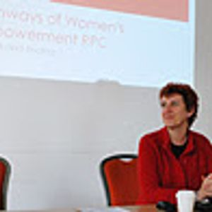 Andrea Cornwall, Overview of Pathways of Women's Empowerment, January 2012, SOAS