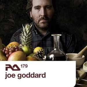 Joe Goddard Ra179