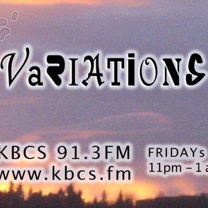 VARIATIONS 12.16.2011