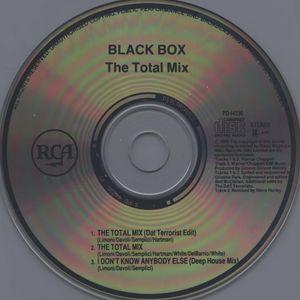 Black Box – Blackboxedtotalmix (1990)