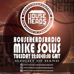 MikeSolus - SleightofHand Show - HHR - 3.3.15