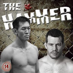 The Hammer MMA Radio - Episode 14