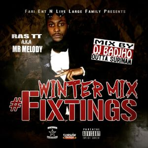 RASTT #WINTERMIXTAPE #FIXTINGS #2015 MIXED BY DJ BADJHO