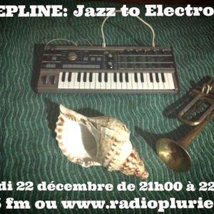 DEEPLINE MR CARLITOS JAZZ TO ELECTRONIC!