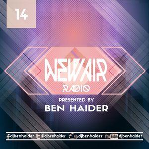 Ben Haider - New Air Radio Episode 014