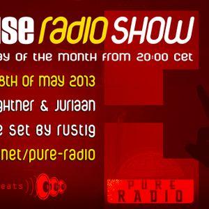 Rustig Live @ Defuse radio 2013