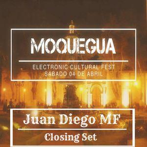 Juan Diego MF - Moquegua Electronic Cultural Fest (Closing Set) (04-04-15)