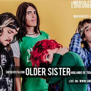 HEY DUDE! #14 -01.04.15-entrevista OLDER SISTER