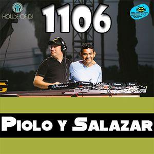 1106 Piolo Y Salazar - Beat 90.1 - House Of DJ