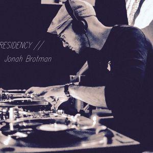 RESIDENCY // Jonah Brotman