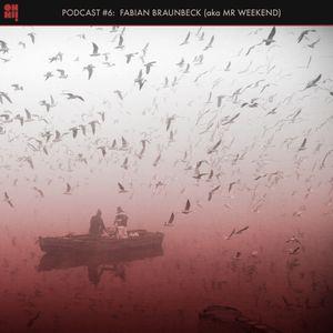 OH HI! Podcast #6:  Fabian Braunbeck (aka Mr Weekend)