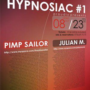Julian M - hypnosiac promo [mix 6128.3]