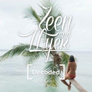 Zeen & Myer - Decoded 035