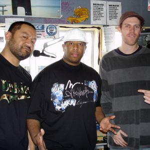 DJ Premier Interview 2005 - Base FM w/ Manuel Bundy & Dan Paine