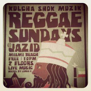 OMD Live @ Jazid Nov 2012 Early Vibes