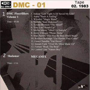 DMC 001 (Cassette)   February 1983