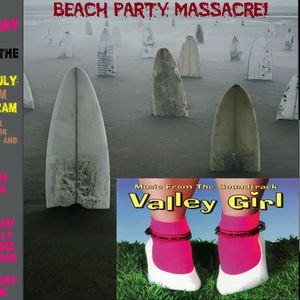 DARK SANCTUARY RADIO SHOW 7-29-16 BEACH PARTY MASSACRE